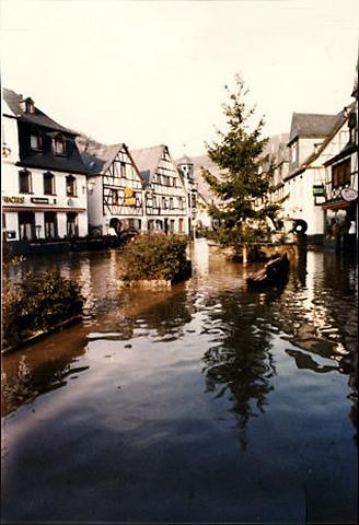 Hochwasser Neujahr 1982