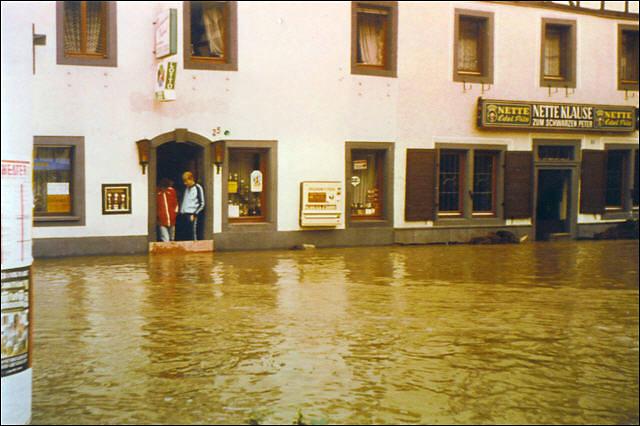 Hochwasser Mai 1983